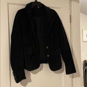 Free People black blazer